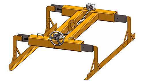 Heavy Duty Manual Sheet Lifter
