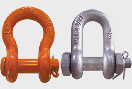 Picture for category Lifting Shackles